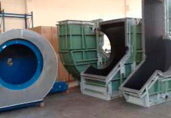 Isolamento e Coibentazioni Ventilatori Industriali